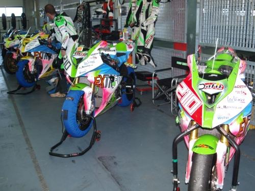 Španělsko Aragon 2014 - Dunlop TEST