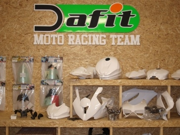 Obchod DAFIT MOTORACING
